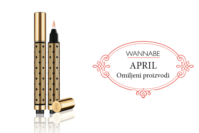 Omiljeni proizvodi April 2014 1 Top 5: Omiljeni proizvodi za april