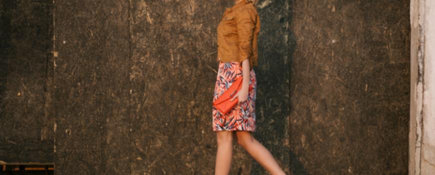 Safran modni predlog: Budi gradska Doroti