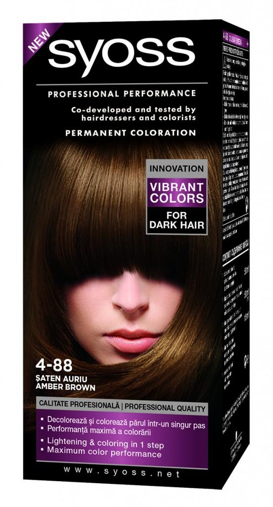 Syoss Vibrant3 552x1024 Posvetljivanje i bojenje tamne kose u jednom koraku