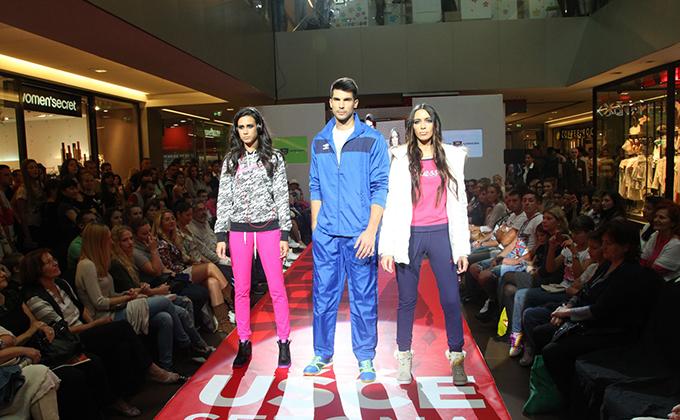 USCE Fashion Night1 Najnoviji modni trendovi na prolećnom Ušće Fashion Night u