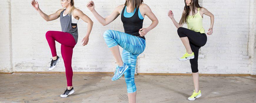 Veliki otvoreni Nike trening za žene