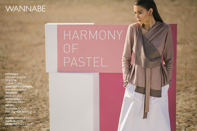 Wannabe Editorijal April H W680 1 Wannabe editorijal: Harmony of Pastel