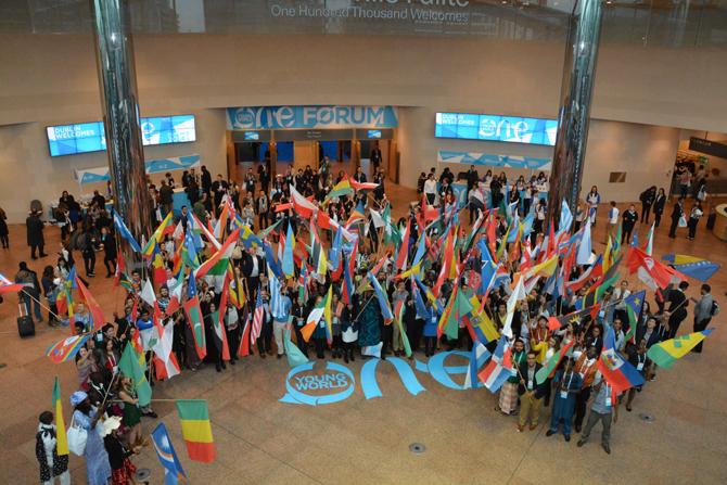 "Young World Beograd uvršćen među četiri zvanična kandidata za ""omladinski DAVOS"""