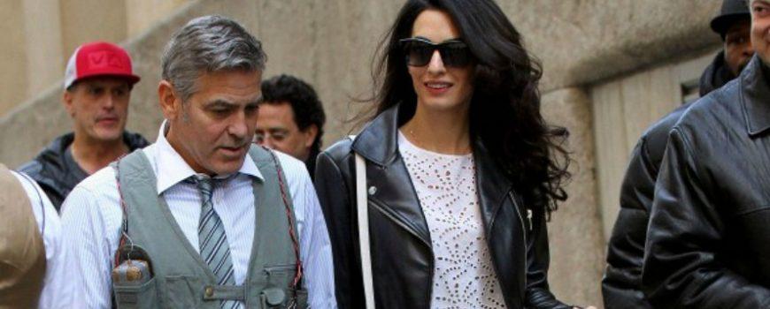 Modni izbor Amal Kluni koji će vas sigurno iznenaditi