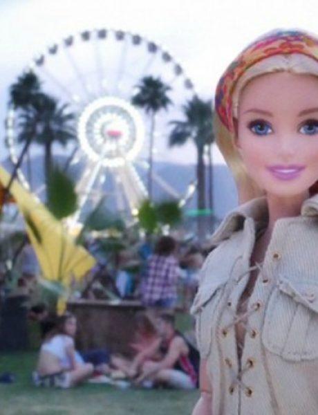 I Barbi je bila na festivalu Koačela