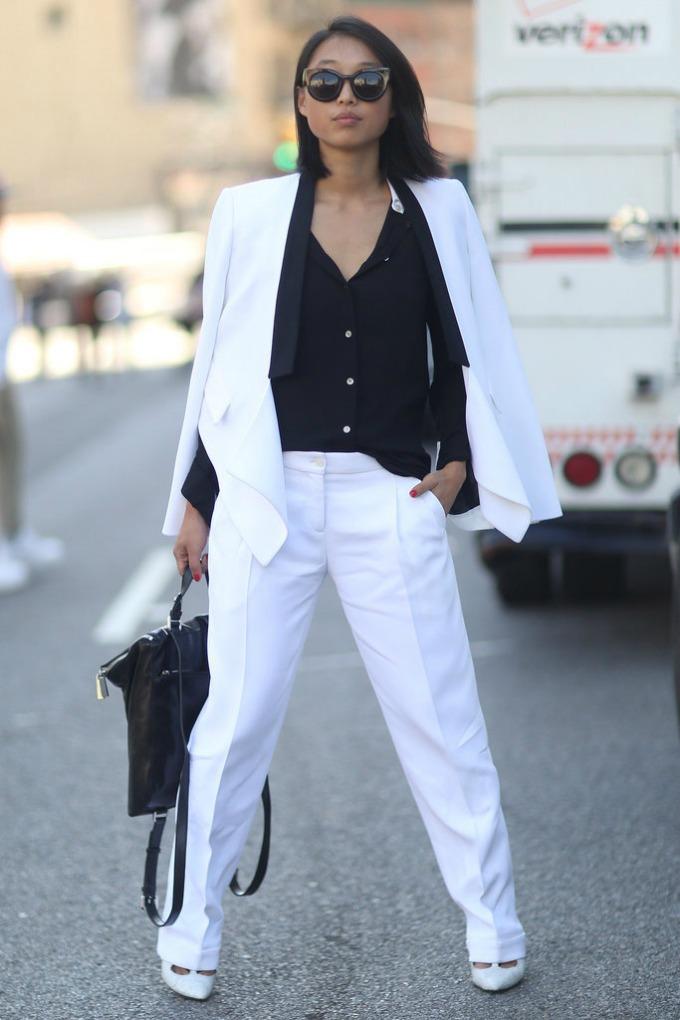 beli komplet 5 Vodič kroz poslovni stil: Kako da nosite beli komplet