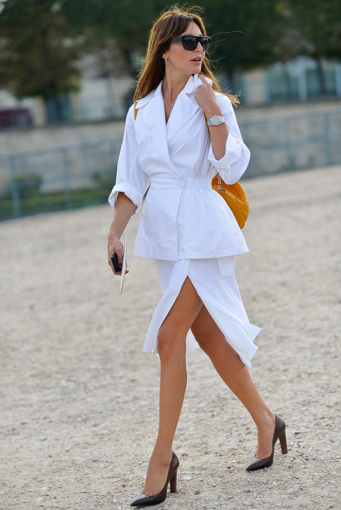 beli komplet 6 Vodič kroz poslovni stil: Kako da nosite beli komplet