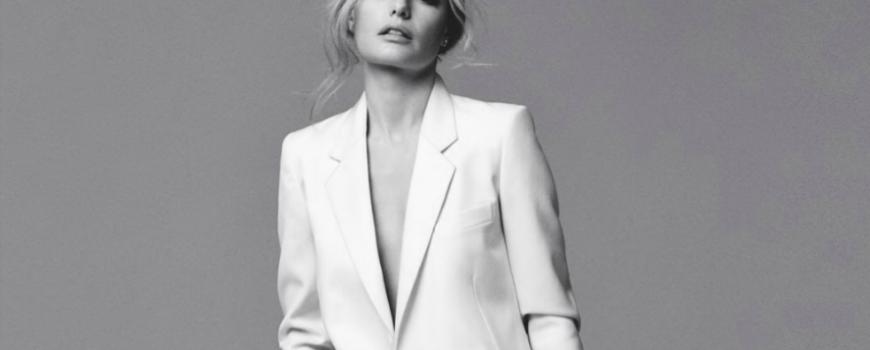 Vodič kroz poslovni stil: Kako da nosite beli komplet