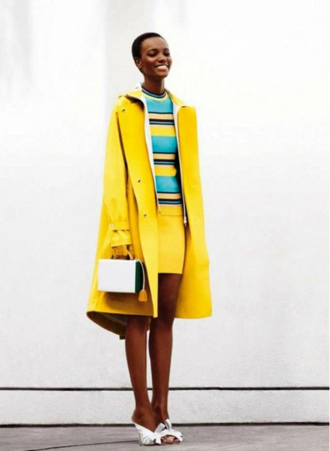 budite zenstvene u damskim kaputima u boji 1 Budite ženstvene u damskim mantilima u boji