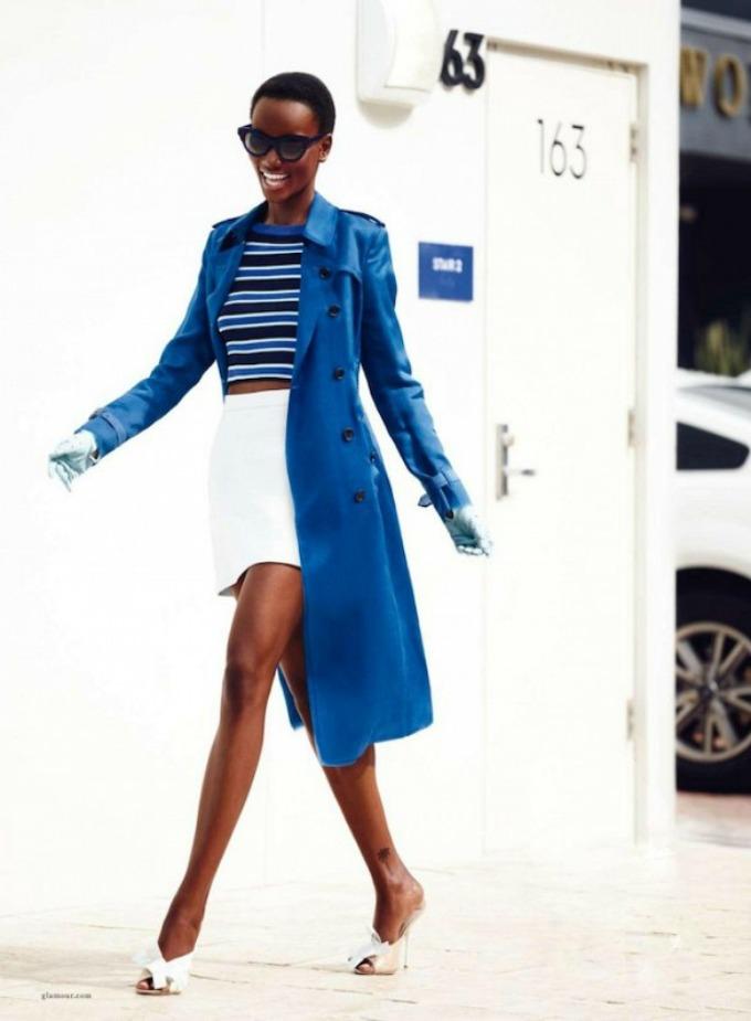 budite zenstvene u damskim kaputima u boji 2 Budite ženstvene u damskim mantilima u boji