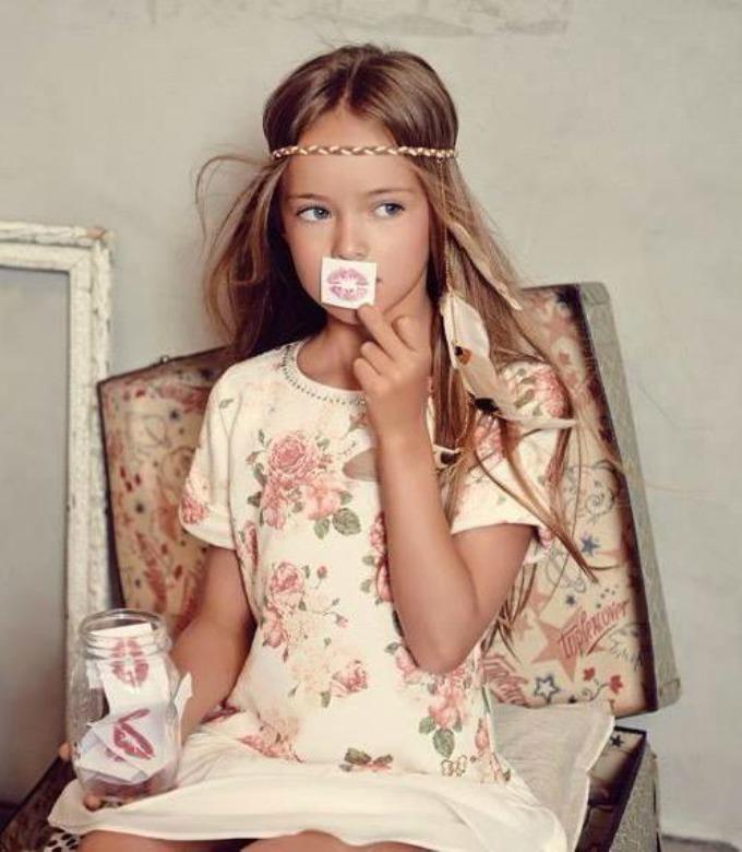 devojcica model 3 Ona je najlepša devojčica na svetu