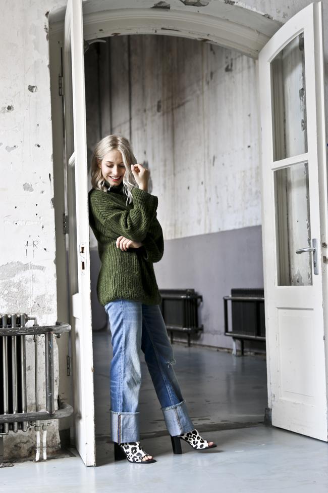 dzins i print Šta strane modne blogerke nose ovih dana?