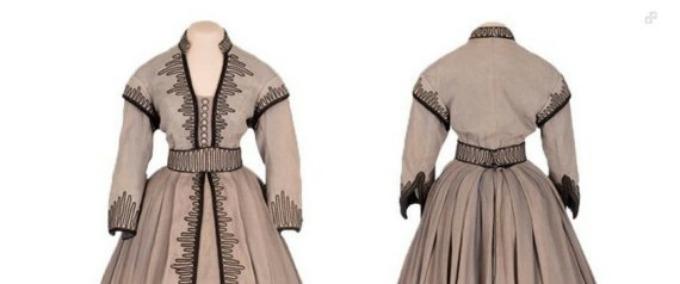 haljina skarlet o hara Prodata haljina Skarlet OHare