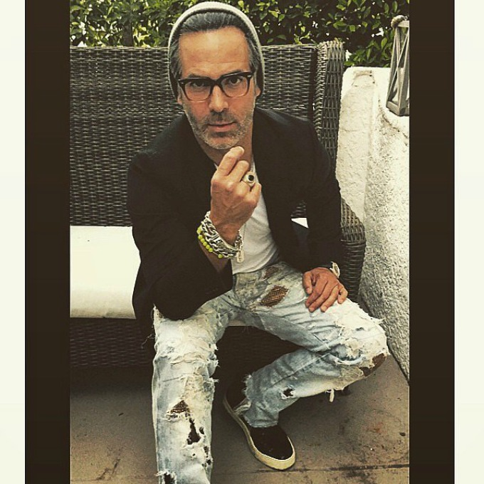 hipsterska verzija dzordza klunija 4 Kako izgleda hipsterska verzija Džordža Klunija