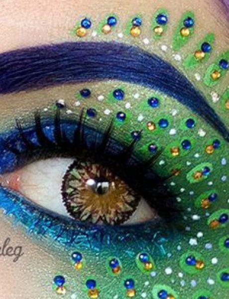 Upečatljive ilustracije za još upečatljivije oči