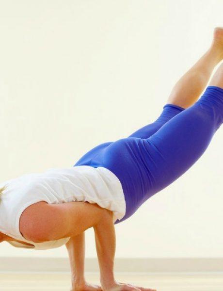 Potpuno neverovatne joga poze