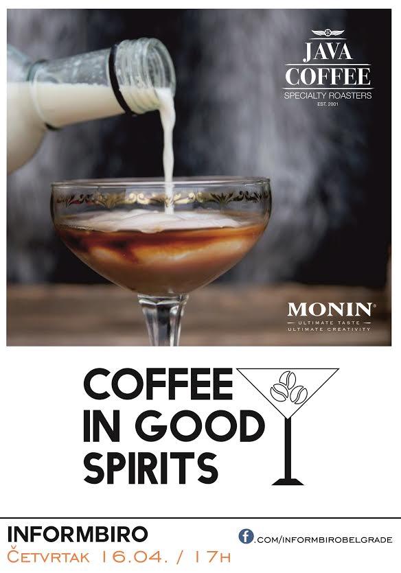 kafa java informbiro JAVA COFFEE: Da li si za koktel sa kafom?