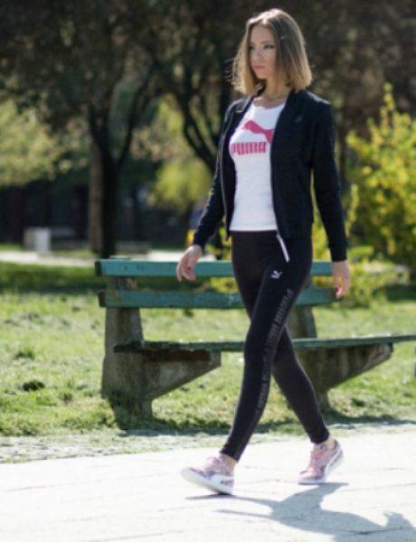 N Fashion modni predlog: Moderna i na treningu