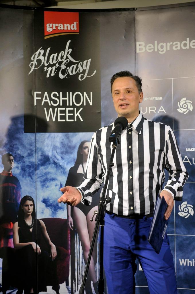 najava fashion week Počinje Black N Easy Fashion Week