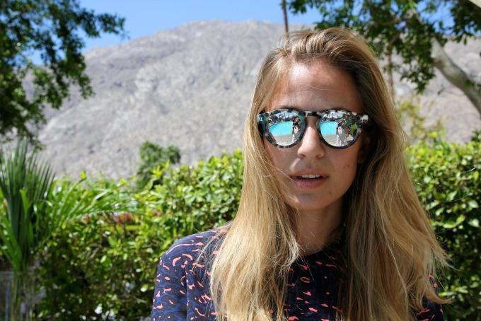 naocare za sunce obojenih stakala 2 Trend koji je obeležio festival Koačela: Naočare za sunce obojenih stakala
