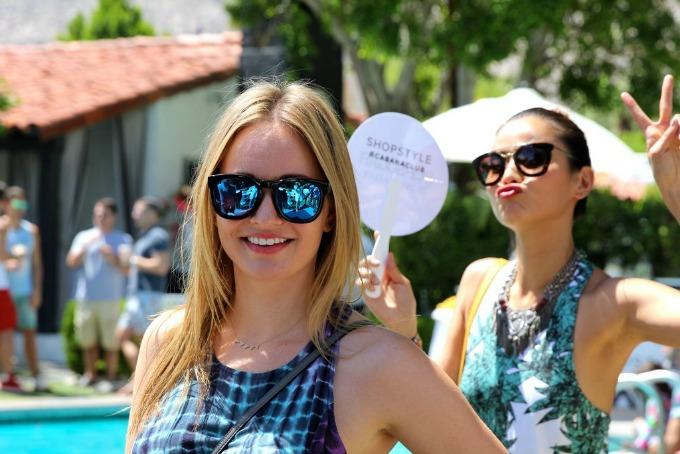 naocare za sunce obojenih stakala 3 Trend koji je obeležio festival Koačela: Naočare za sunce obojenih stakala