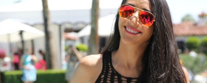 Trend koji je obeležio festival Koačela: Naočare za sunce obojenih stakala