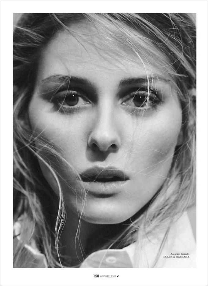 olivija palermo 3 Prelepa Olivija Palermo na naslovnici magazina Elle Vietnam