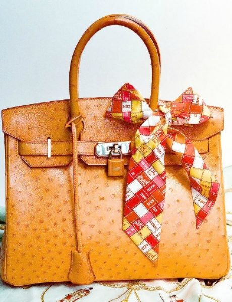 Opljačkan butik modne kuće Hermès