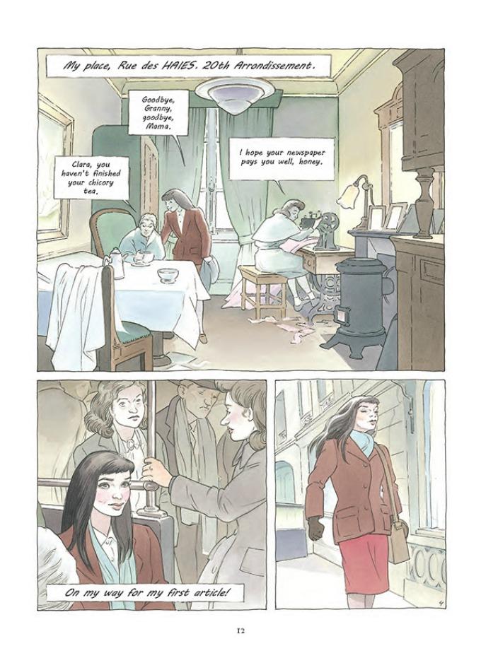 prvi strip modne kuce dior 4 Prvi strip modne kuće Dior