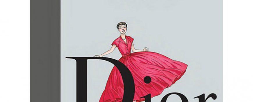 Prvi strip modne kuće Dior