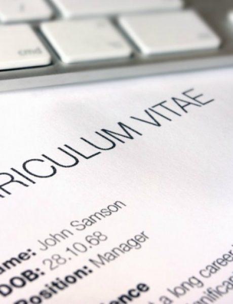 CV najboljeg kandidata za posao