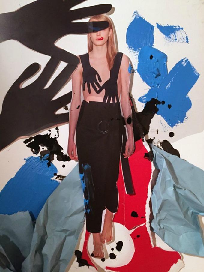 ruke kao modni detalj 6 Ruke u službi modnog detalja