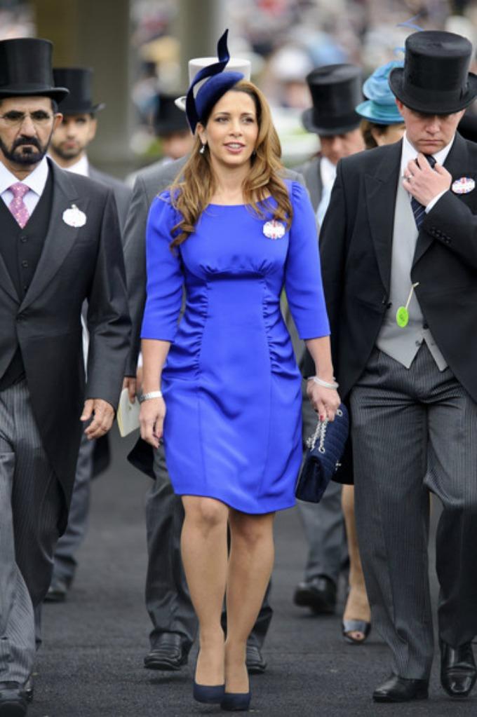 stil princeze od dubaija 5 Princeza koja je očarala modni svet: Haja bint Al Husein