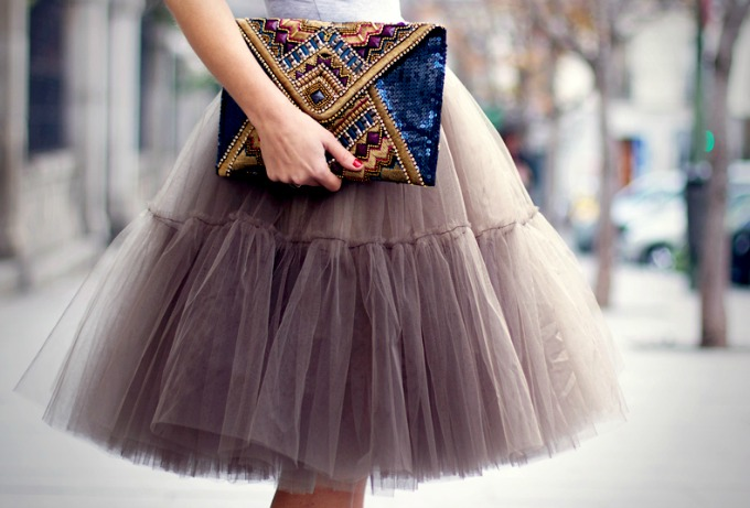 suknja od tila Google postaje modni savetnik