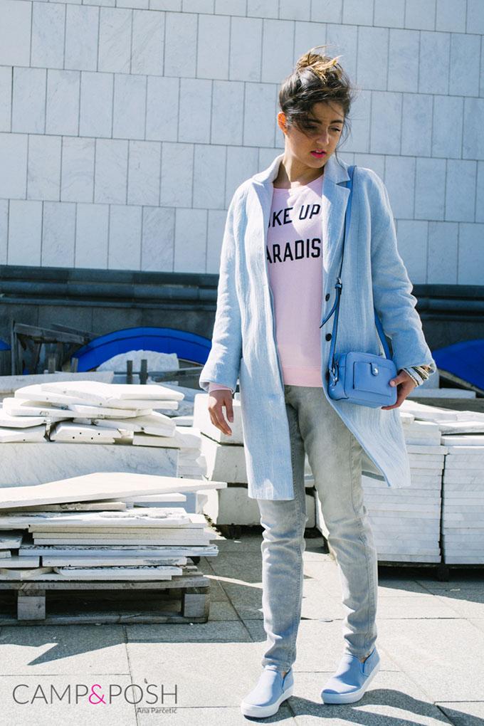 torbica ana parcetic Modne blogerke predlažu: Must Have komadi za proleće