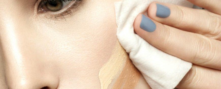 Zašto vlažne maramice nisu dobre za lice