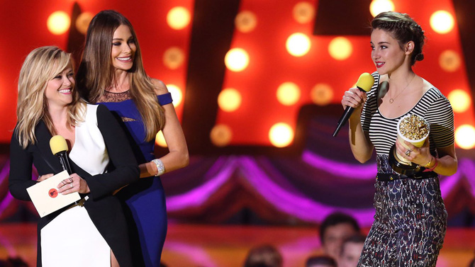 vudli mtv nagrade MTV Movie Awards 2015: Ko su dobitnici?