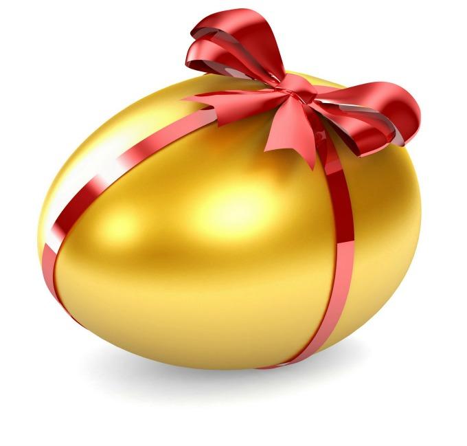 zlatno jaje Možda je ovo najskuplje uskršnje jaje