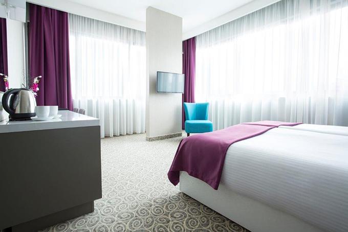 88 Rooms Hotel soba 88 Rooms Hotel dobio sertifikat za izvrsnost za 2015. godinu koji dodeljuje sajt Tripadvisor