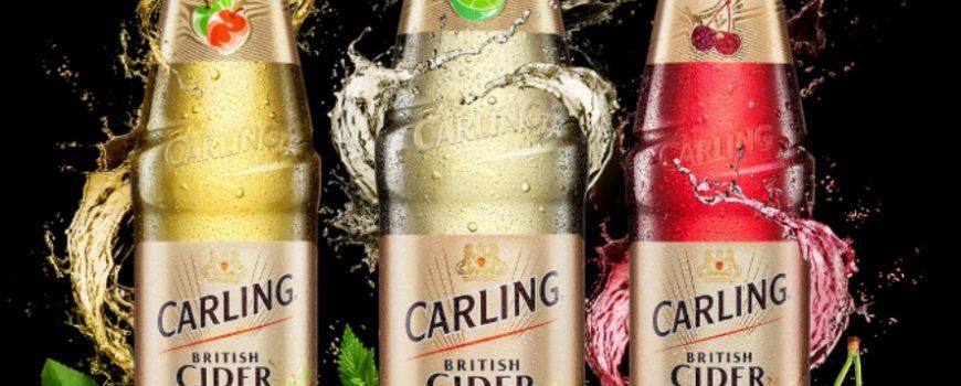 Carling British Cider: Probaj novo osvežavajuće iskustvo