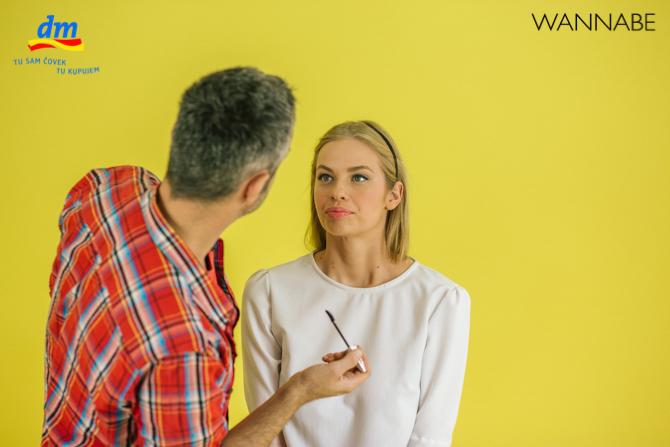 "DM make up tutorijal Aleksandra Djikic Wannabe magazine 13 dm look ""Beach Party"" tutorijal: Šminka"