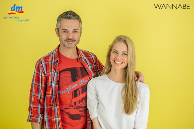 "DM make up tutorijal Aleksandra Djikic Wannabe magazine 14 dm look ""Beach Party"" tutorijal: Šminka"