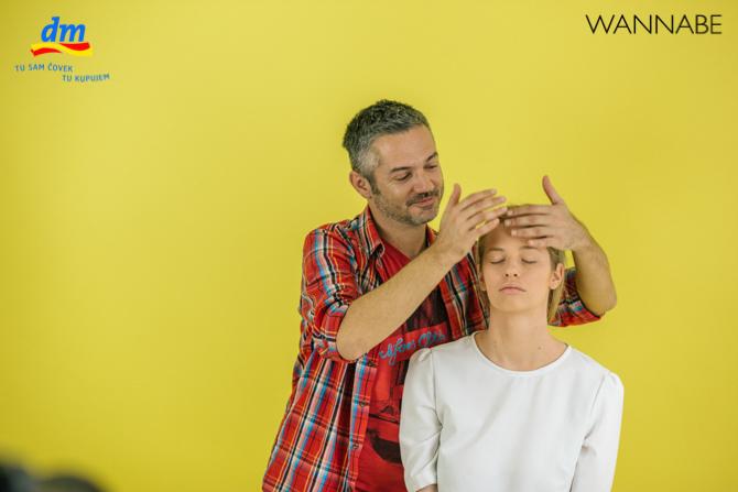 "DM make up tutorijal Aleksandra Djikic Wannabe magazine 3 dm look ""Beach Party"" tutorijal: Šminka"