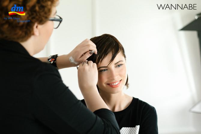 DM style to go Wannabe magazine tutorial 321 dm look Style to go tutorijal: Napravi frizuru za 5 min!