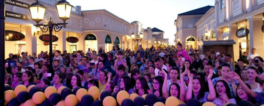 Noć kupovine i dobre zabave u Fashion parku