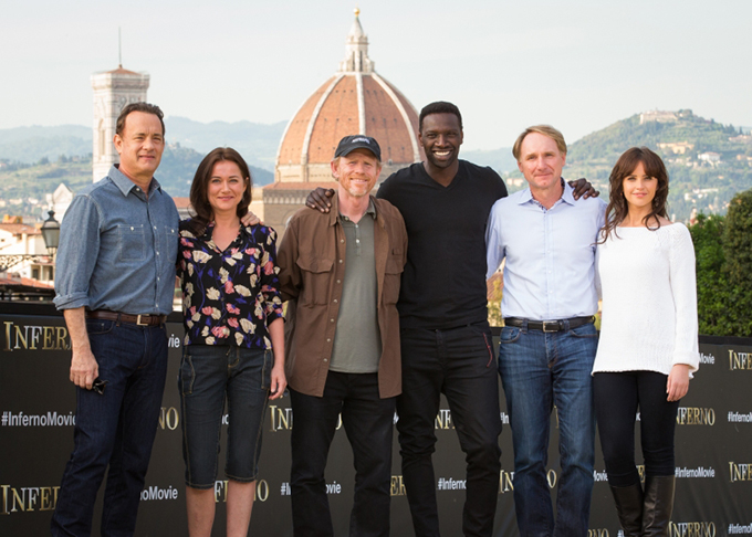 Inferno Firenca Počinje snimanje filmskog spektakla Inferno