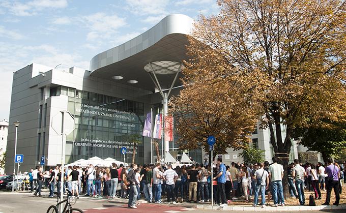Megatrend univerzitet na Novom Beogradu Peta internacionalna arhitektonska radionica Waterliving