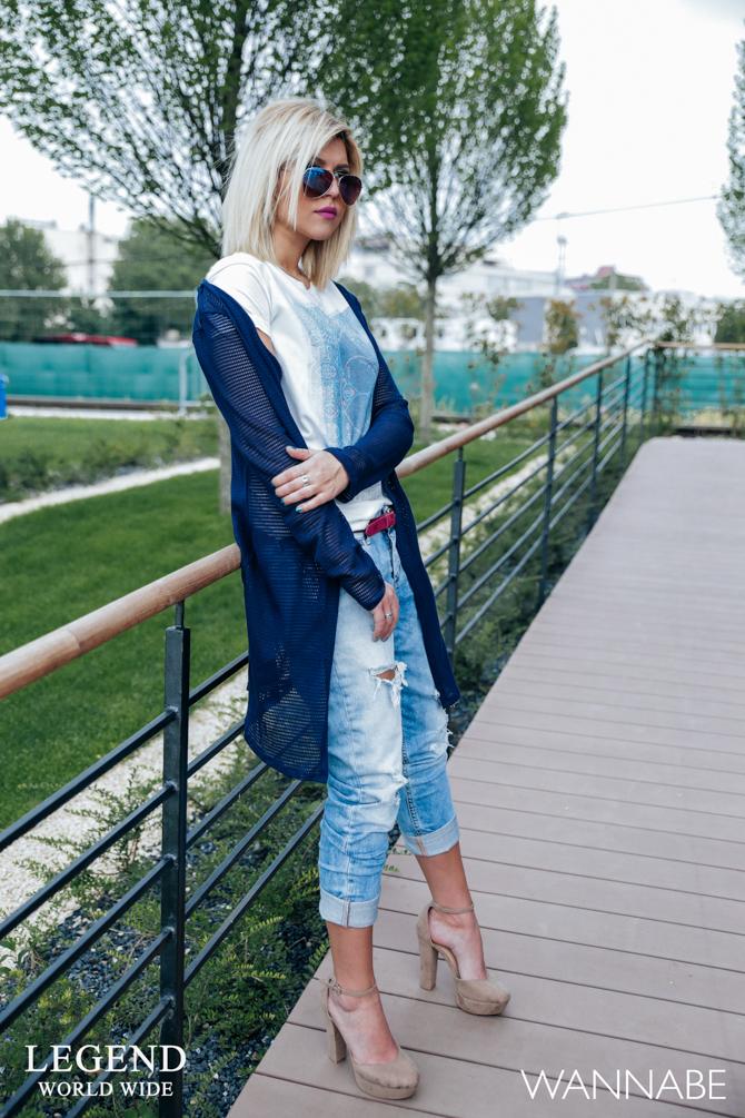 Modni predlog Legend Katarina 12 Legend modni predlog: Kombinacija idealna za opuštenu šetnju