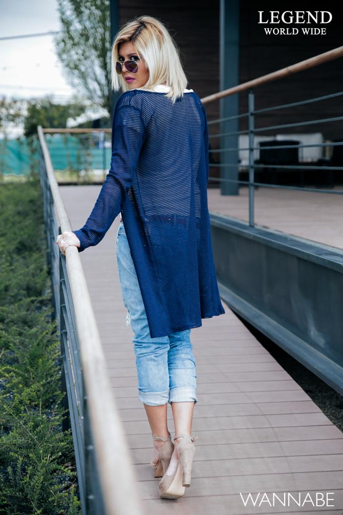 Modni predlog Legend Katarina 6 Legend modni predlog: Kombinacija idealna za opuštenu šetnju