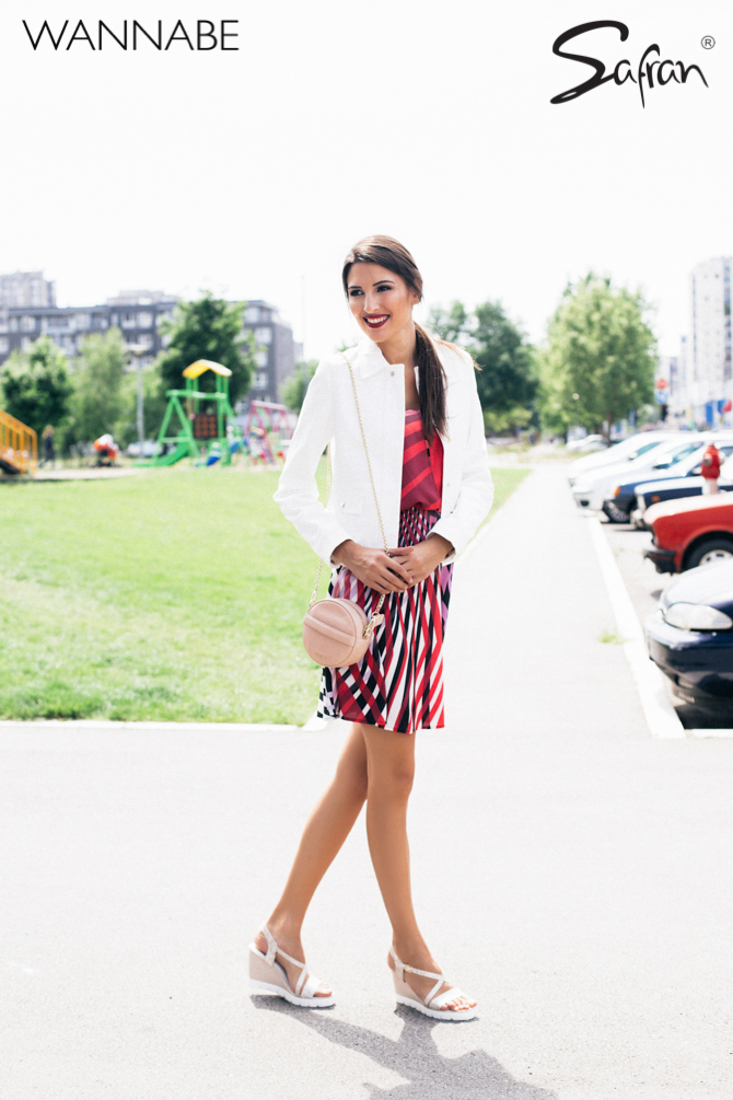 Modni predlog Safran Wannabe magazine1 Safran modni predlog: Ostavi utisak na poslovnom sastanku